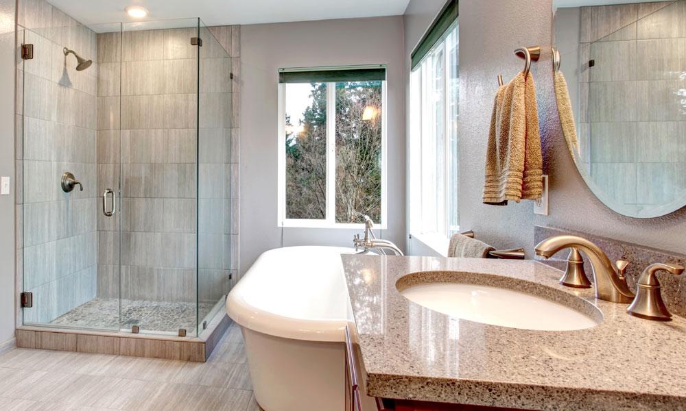 rockford remodeling contractors - Bathroom Remodel Kalamazoo